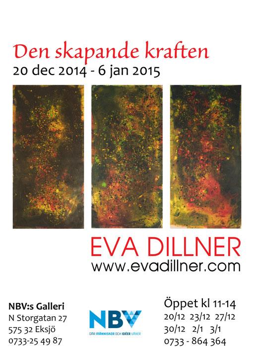 Den skapande kraften, NBV Art Gallery 2014