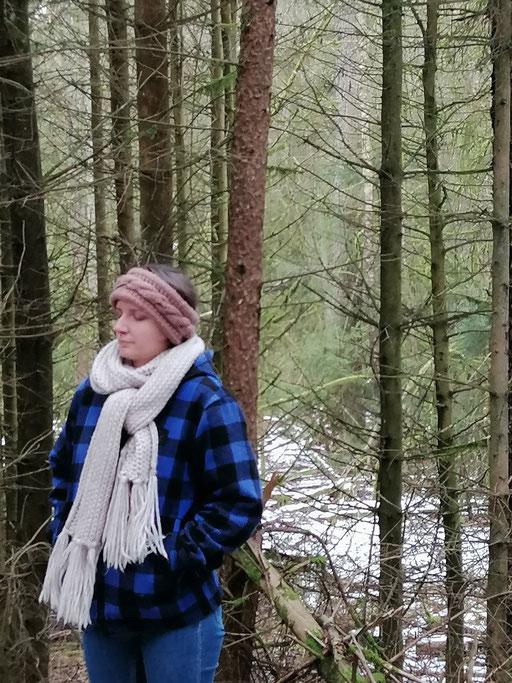 Baden im Wald