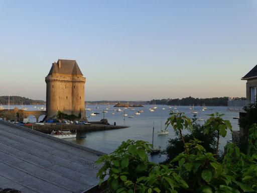 La Tour Solidor, quartier de St Servan, Saint-Malo