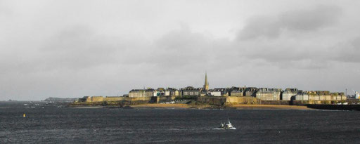 Saint-Malo, Intra-muros, photo Clément Delarue