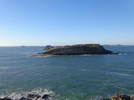 La Baie de Saint-Malo et ses îlots