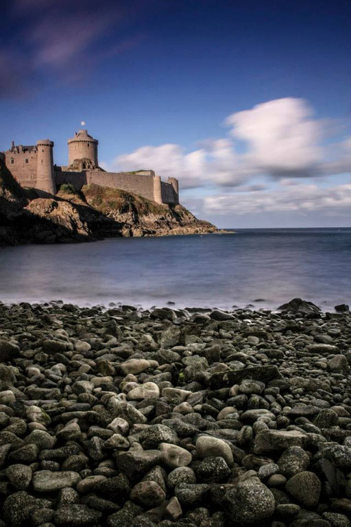 Le Fort la Latte, photo Clément Delarue