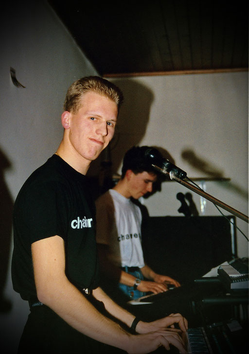 "Chainreaction - Auftritt ""ATG-Fete I"", 21.01.1989"