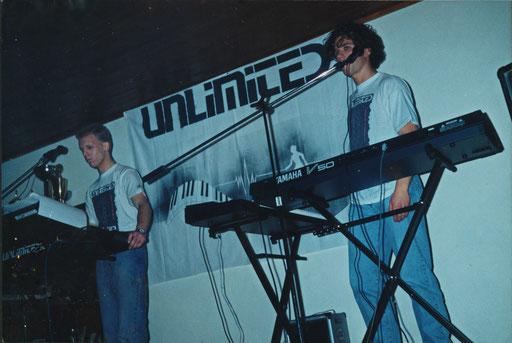 "Unlimited - Auftritt ""ATG-Fete II"", 09.03.1991"