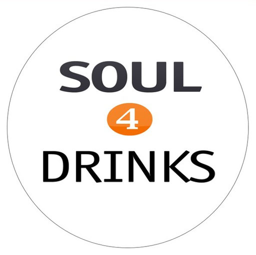 Logo Cocktailbar SOUL4DRINKS, Jugendstil-Trinkkuranlage Bad Nauheim