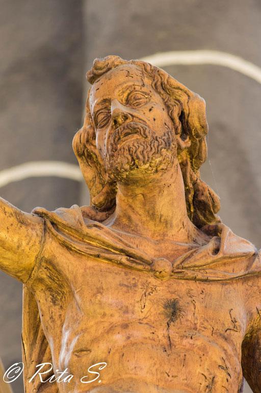 Detail des Christus Triumphans