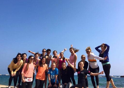Fitness Team Barcelona MO&MACE