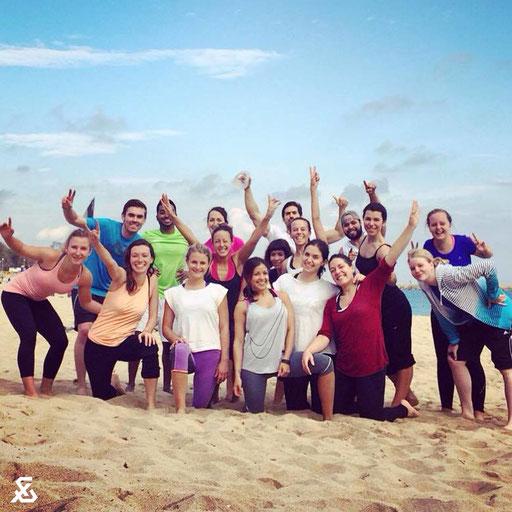 Group Fitness Barcelona MO&MACE