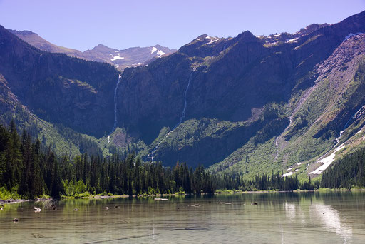 Avalanche Lake- Glacier National Park
