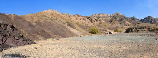 Wadi Kurush - Panorama