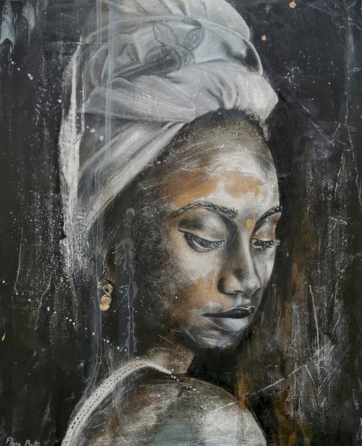 Peinture sur bois #11