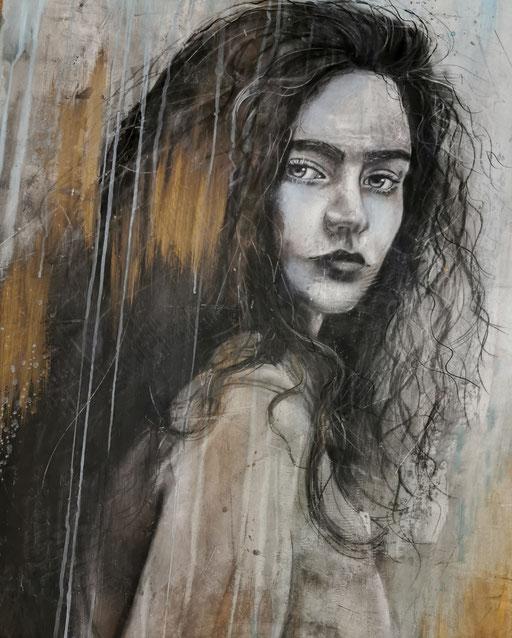 Peinture sur bois #8