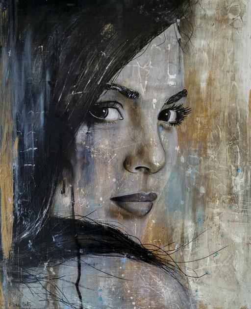 Peinture sur bois #3