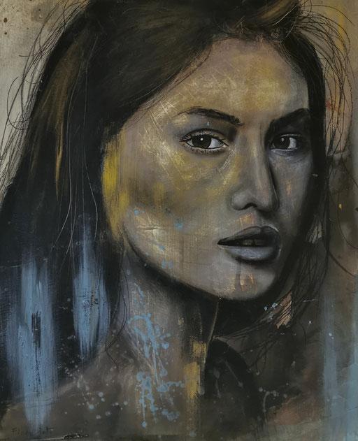 Peinture sur bois #5
