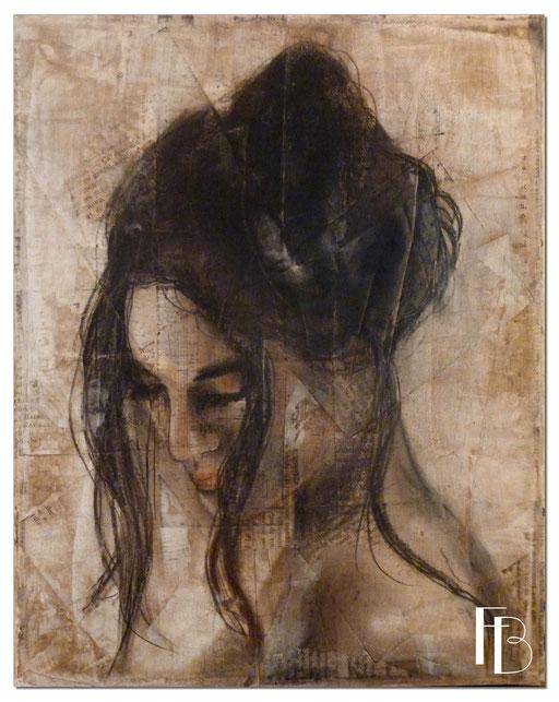 Portrait 23 - Série Stuc