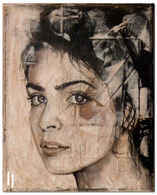 Portrait 28 - Série Stuc