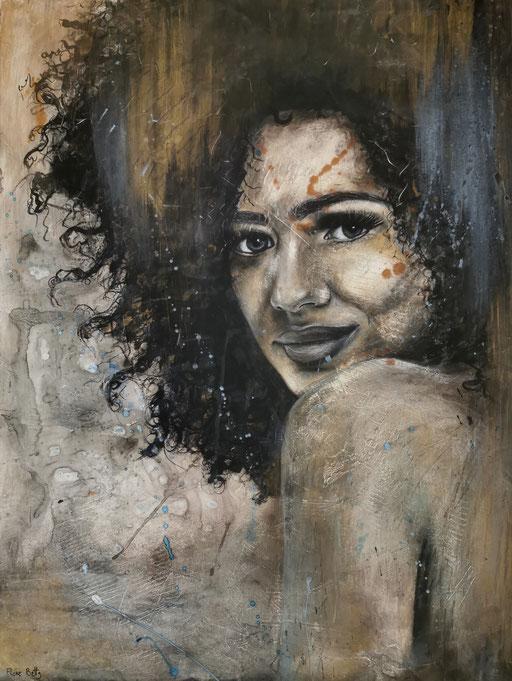 Peinture sur bois #7