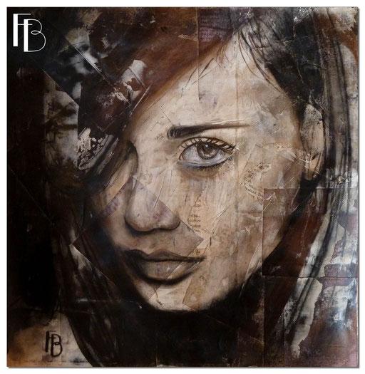 Portrait 10 - Série Stuc