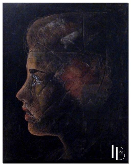 Portrait 24 - Série Stuc