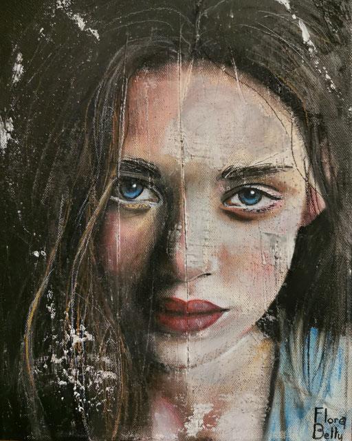 Portrait 462 Série Stuc