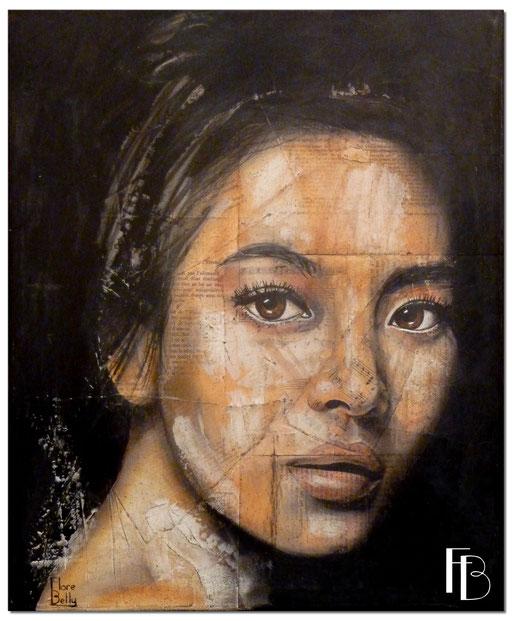 Portrait 68 - Série Stuc