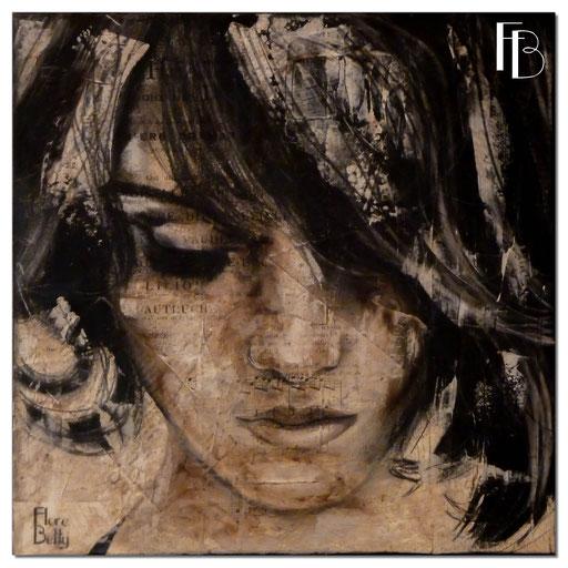 Portrait 42 - Série Stuc