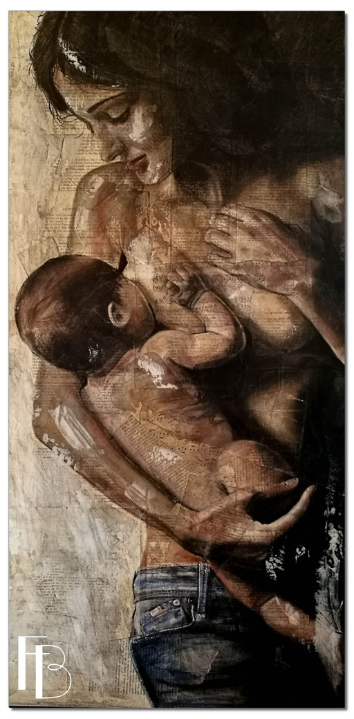Maternité 2 (vendu)