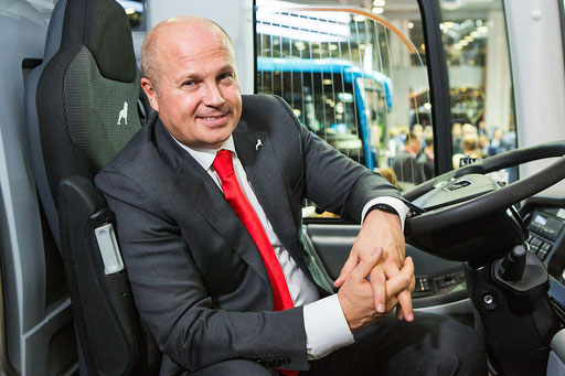 Питер Андерссон, генеральный директор «МАН трак энд бас рус»