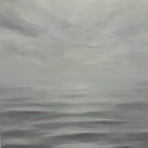 0320_Öl auf MDF-Block, 15 x 15 cm