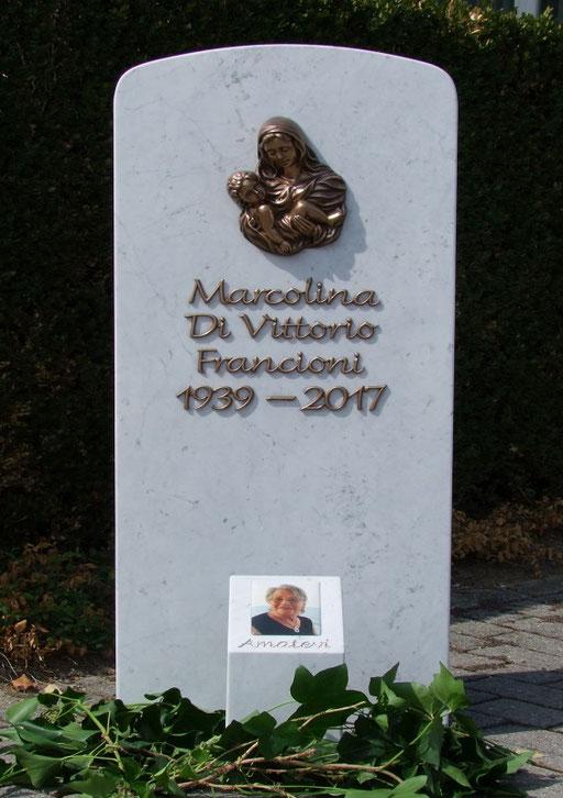 Grabzeichen Di Vittorio