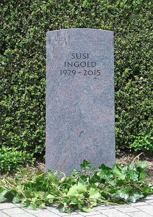 Grabstein Ingold