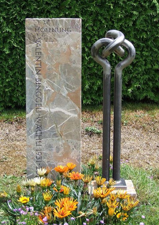 Grabzeichen Binggeli