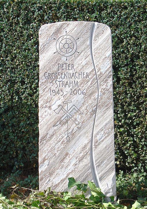 Grabzeichen Grossenbacher
