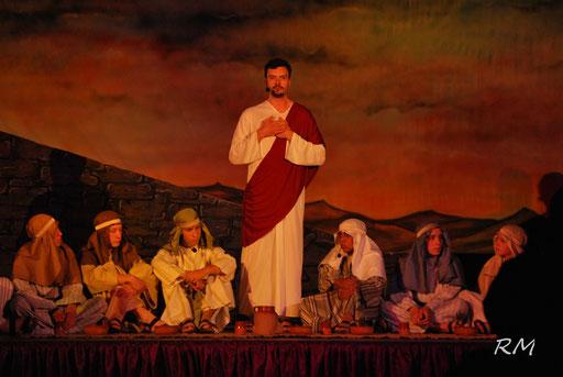 Gesù ed i Discepoli
