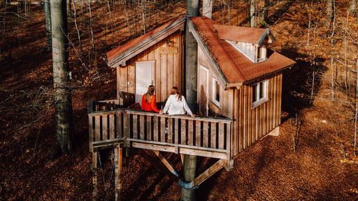 Baumhaus Kobel, Bild: Melanie Többe