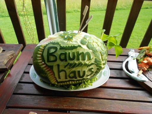 Obstschnitzerei von Bauer Otte.