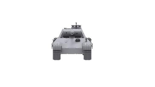 DAS WERK Concept Panther DW35009 Front View