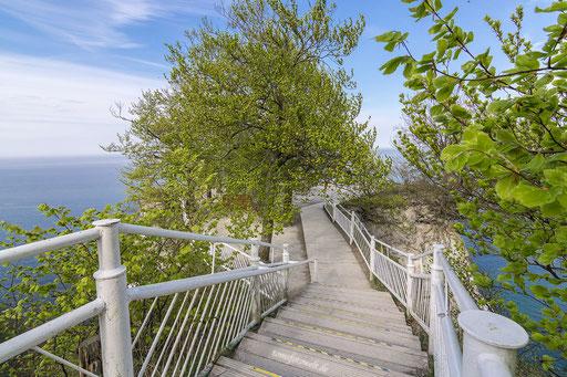 ThoSchl Weg zum Königsstuhl