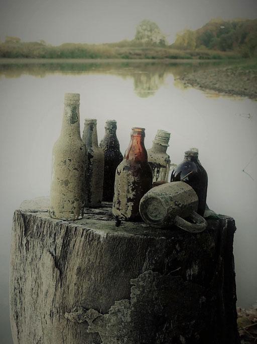 Ingrid - Stillleben am Fluss