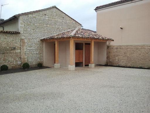 Bâtiment communal