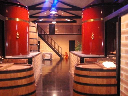 travaux Distillerie