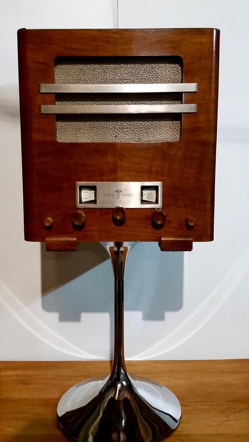 Paillard Swiss Radio 1934