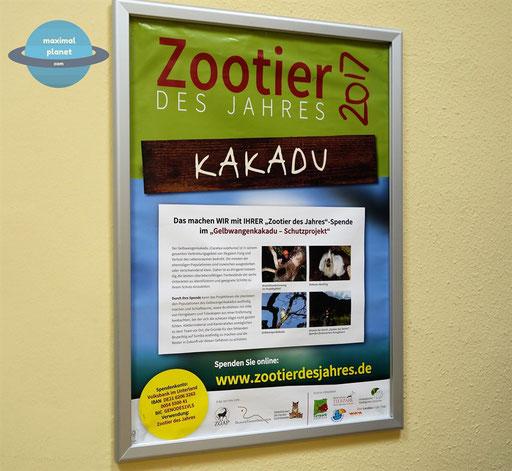 Tier des Jahres Zoologischer Stadtgarten Karlsruhe