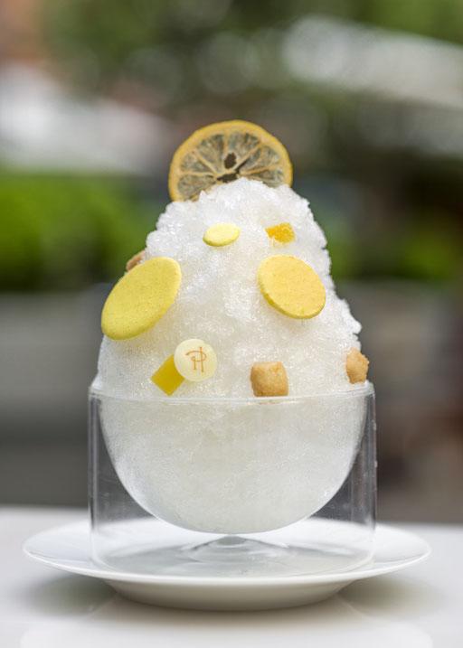Kakigori Pierre Hermé Citron