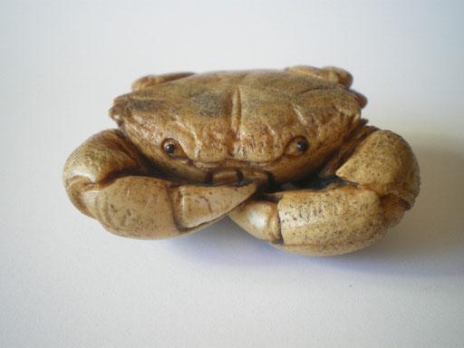 Crab Netsuke / by Fumio Noguchi