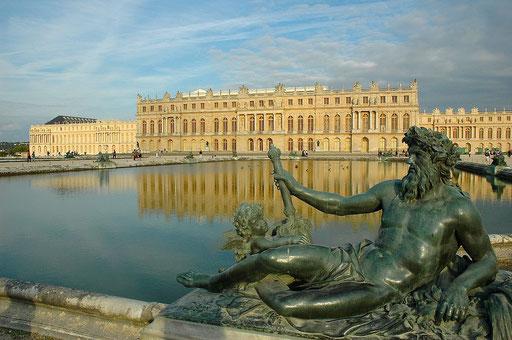 Visite guidée privée Château de Versailles