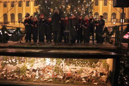 Advent und Weihnachtsmarkt Schönbrunn, 9. Dezember 2019