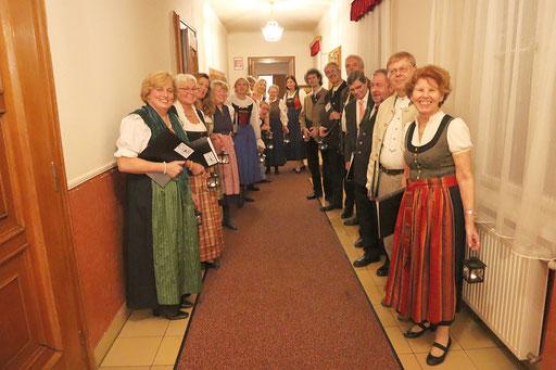 03.12.2018 Weihnachtsfeier Club Tirol