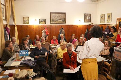 20.10.2018 Chor Osttirol trifft Freunde