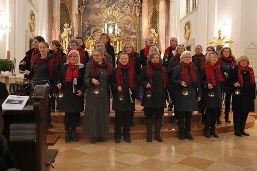 Adventkonzert St. Leopold, 8. Dezember 2019